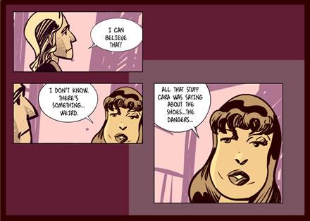 Carabella Online Comic Chapter 10-episode-3