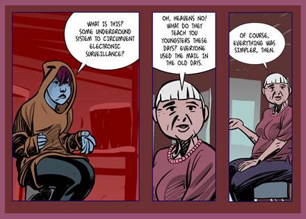 Carabella Online Comic Chapter 10-episode-4