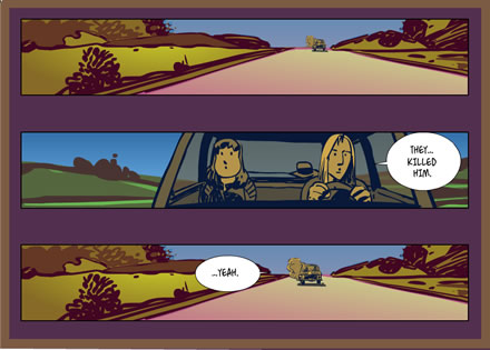 Carabella Online Comic Chapter 11-episode 6