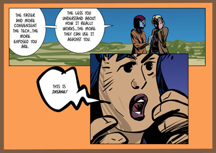 Carabella Online Comic Chapter 11-episode 7