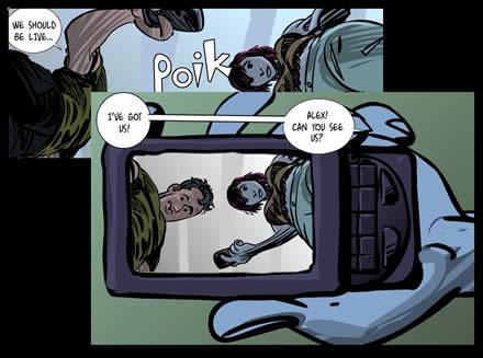 Carabella Online Comic Chapter 5- episode 4