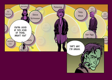 Carabella Online Comic Chapter 9-episode 2